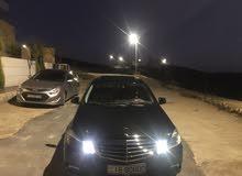 Mercedes Benz E 200 2010 For sale - Black color