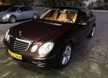 Maroon Mercedes Benz E 280 2006 for sale