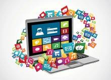 متخصصون في بناء مواقع الالكترونية للشركات و مشاريع التخرج