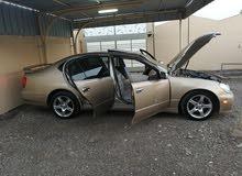 Lexus GS 1999 For sale - Gold color