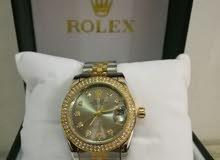 للبيع ساعة روليكس جديدة طبق الأصل