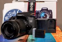 كاميرا كانون Canon760d