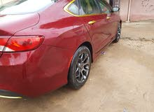 Automatic Maroon Chrysler 2015 for sale