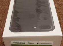 Apple iPhone 7 Plus Original (New & Sealed Pack)-32GB, 4G LTE, Black