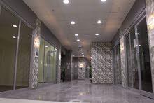 مكاتب ومحلات تجاريه للايجار