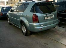 50,000 - 59,999 km SsangYong Rexton 2003 for sale