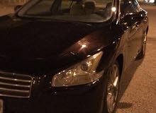 للبيع ماكسيما 2011 الدرجة الثانيه من الوكالة