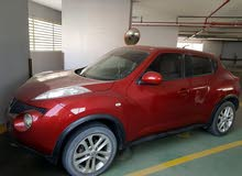 non smoker driven nissan juke
