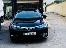Gasoline Fuel/Power car for rent - Toyota Corolla 2018