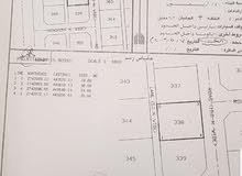 ارض سكنية بمساحة 744 م شناص العقر خلف الكلية التقنية