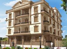 شقة للايجار اول سكن وحصة في الجراج بشارع متفرع من المنتزه بهليوبلس