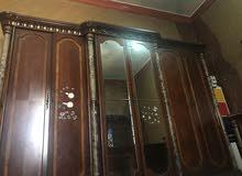 غرفة نوم  كنج سايز