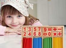 العاب اطفال  مونتيسري للذكاء المبكر