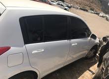 يتوفر لدينا قطع غيار فيرسا 2012 السياره ليست للبيع