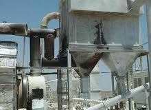 مصنع فيبر جلاس بكامل معداته وثيقة شغال