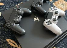 A clean Used Playstation 4 Pro available for immediate sale.