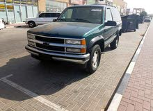 1997 Chevrolet Tahoe for sale in Ajman