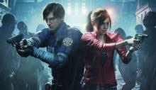 Resident evil 2 Remake استعمال 3 ايام