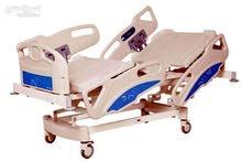 سرير كهربائي طبي متحرك تركي الصناعه