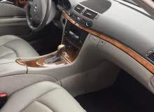 مرسيدس بنز E320  ماشيه 160الف بالكيلو