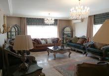 شقة مفروشة فاخرة للايجار 5 نوم في خلدا