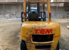 كلارك TCM 50 موديل 2005 بحالة ممتازة للبيع