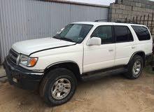 Toyota 4Runner 2000 for sale in Tripoli
