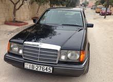 Mercedes Benz E 200 car for sale 1992 in Irbid city