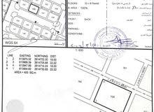 للبيع ارض سكني تجاري في المعبيلة السابعة