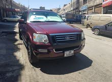 Ford Sport Truck Explorer 2007 For sale - Maroon color