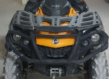 Used Can-Am motorbike directly from the owner