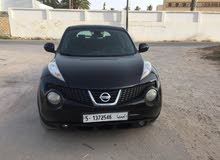 Automatic Black Nissan 2012 for sale