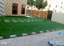 الجودة العالية للعشب الصناعي 90% قريب من العشب الطبيعي