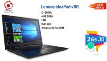 لابتوبات ليوفو المميزة Lenovo Laptop v110 i3