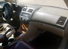Manual Honda 2003 for sale - Used - Dammam city