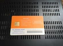 رسيفر هيوماكس  مع البطاقة