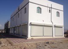 مبنى سكني تجاري به 7 محلات و شقتين سوبر كونر النهضة