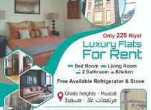 Best price 120 sqm apartment for rent in MuscatGhala
