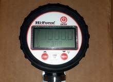Hi Force digital pressure gauge