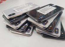 ايفون X ذاكرة 256 جيبي اصلي 100% بسعر مغري