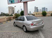 للبيع السيارة لانسر lancer 2006