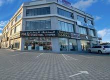 مكاتب ومعارض راقية  المعبيلة عرض ناري office and open space in mabil