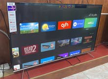 شاشات تلفزيون سمارت 4k احدث موديل تلفزيونات ذكيه شاشه TV