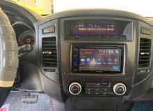 Mitsubishi Pajero V6 DVD