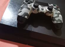 Ps4 with 3 Cd.s