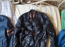 Leather Jackey