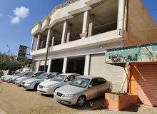 عقار تجاري للبيع امتداد شارع لبنان