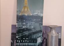 لوحة برج ايفيل