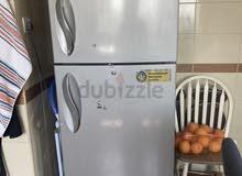 LG refrigerator , good condition
