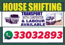 Delivery transport house Villa flat packing Moving shifting